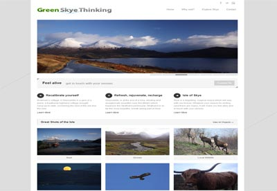 Green Skye Thinking - Showcase